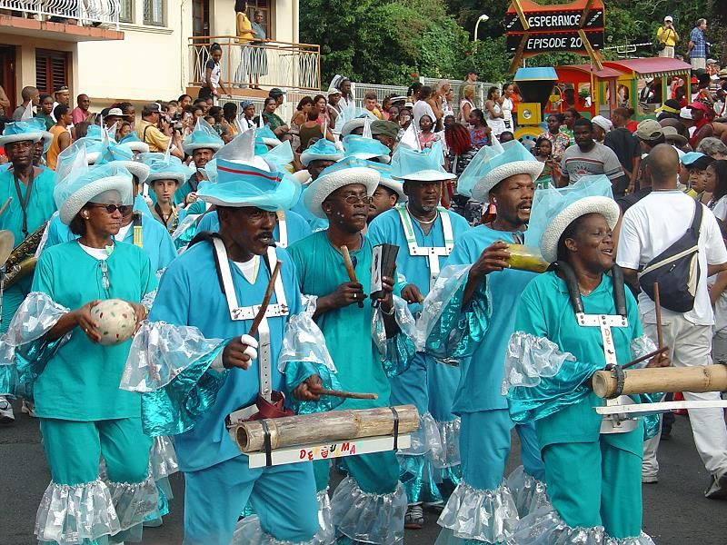 Carnival in Martinique - MartinicaOnline