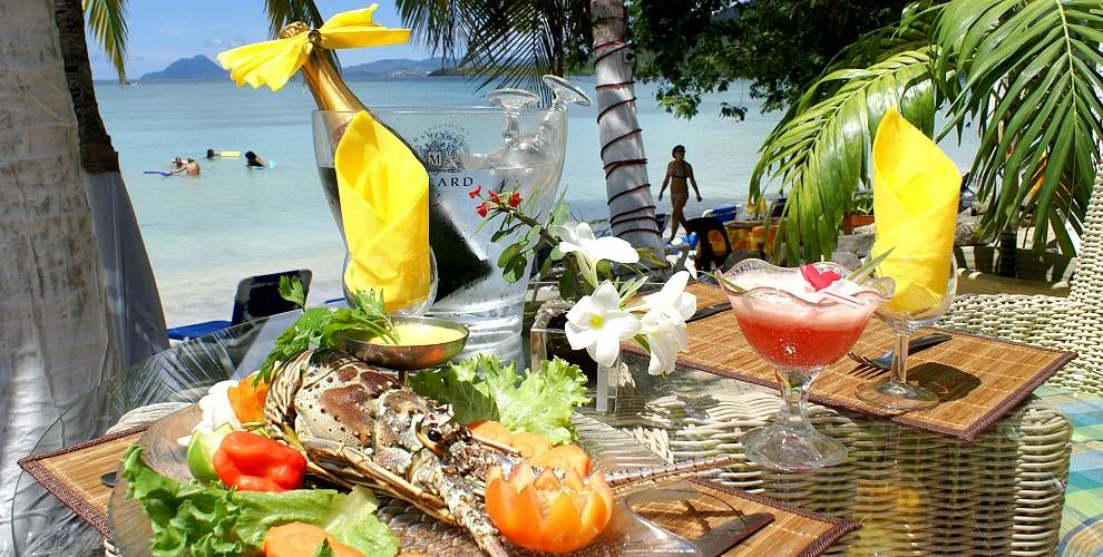 restaurants in martinique