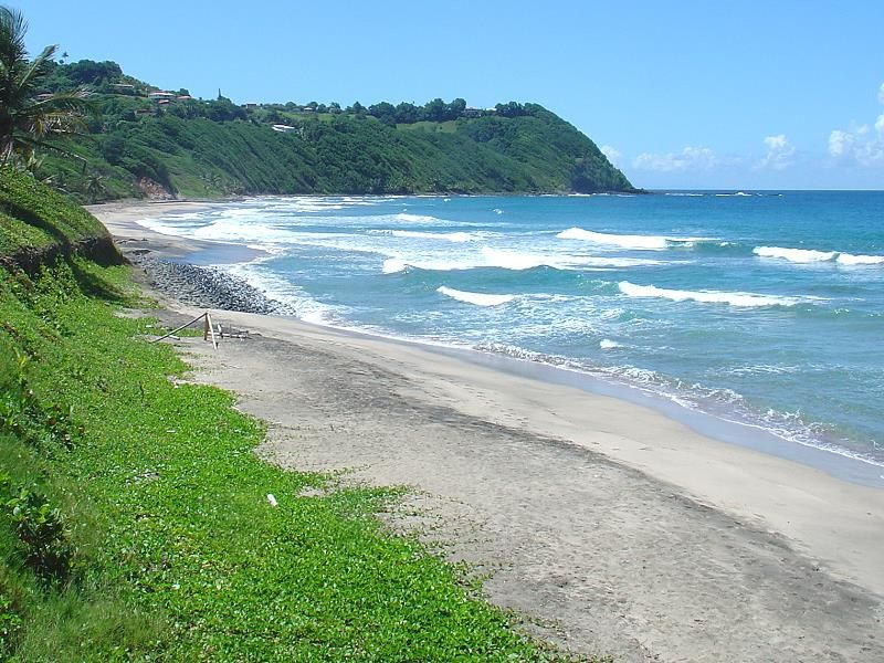 Anse Charpentier in Sainte Marie, Martinique