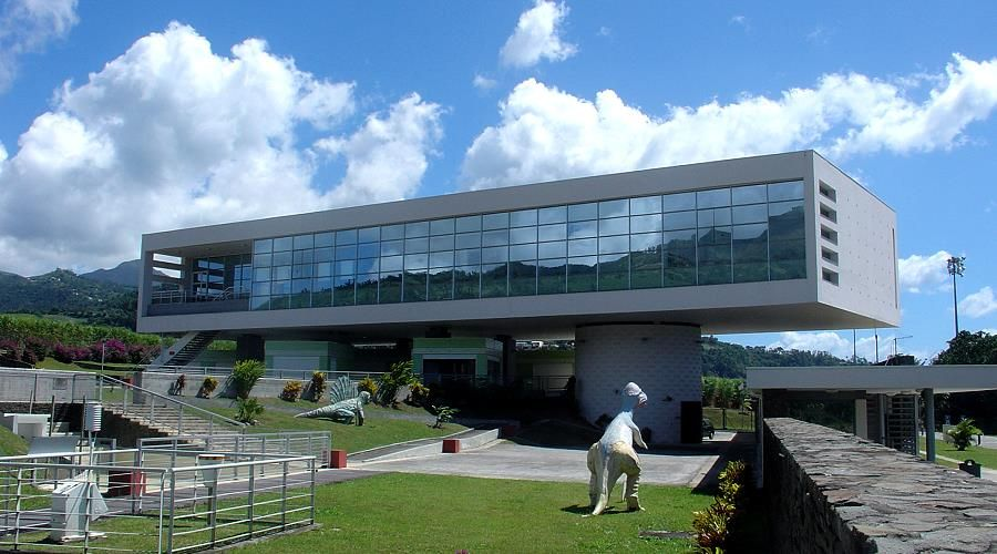 Museums in the North of Martinique
