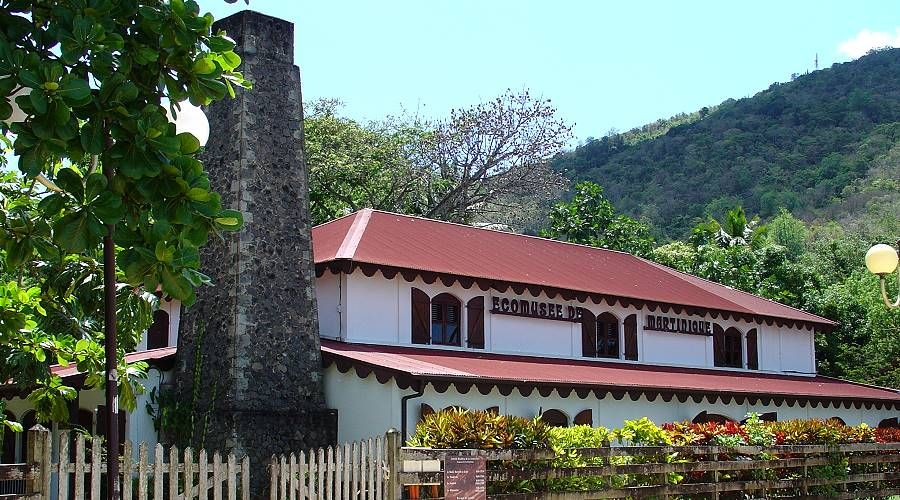 Museums in the south Martinique