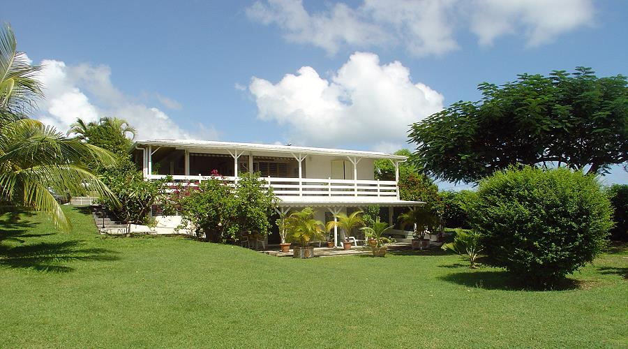 apartment Petit Macabou in Vauclin on the atlantic coast of Martinique