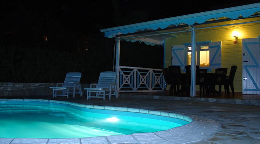 villa aigue marine with pool in Sainte Anne Martinique