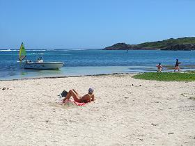 beach_anse-michel_cap_chevalier_martinique