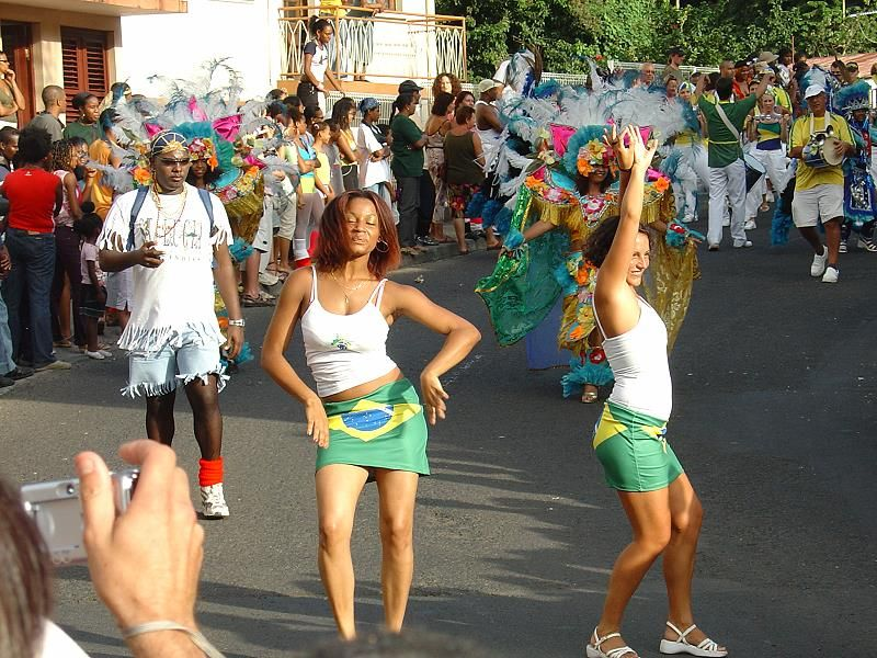 Martinique carnival