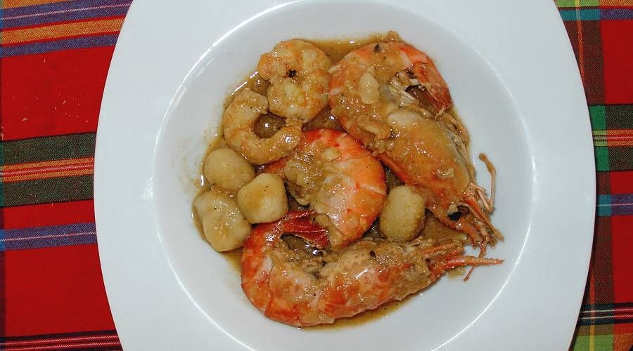 creole dishes receips