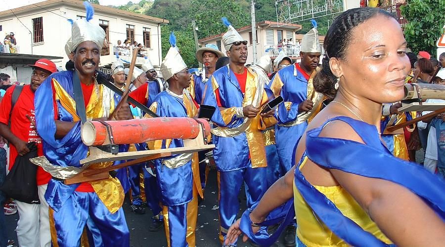 culture, traditions and handicrafts in Martinique