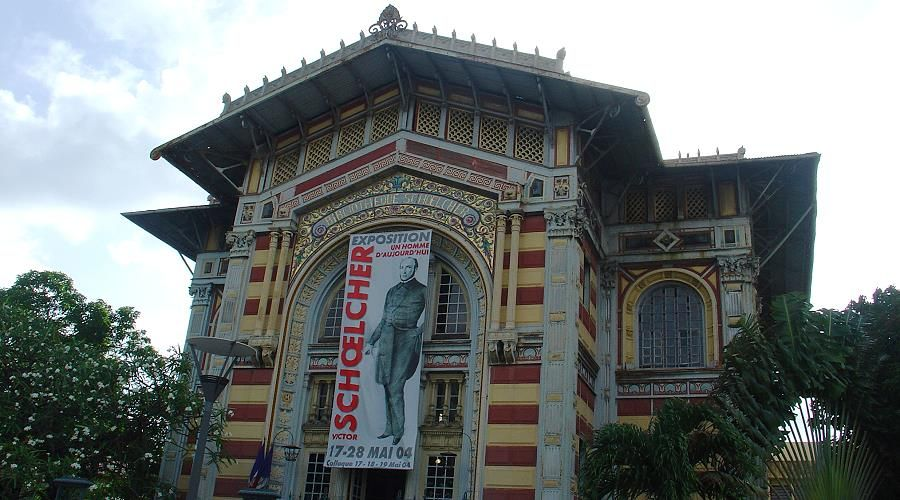 Caribbean literature and writers of Martinique