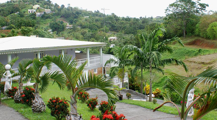 apartments cacao and orange at Riviere Pilote in Martinique